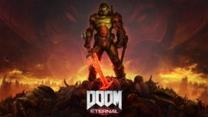 DOOM Eternal Cover Art