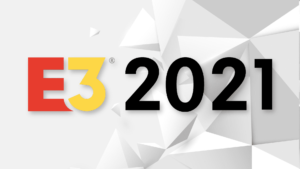 E3 Expo 2021 Logo Art