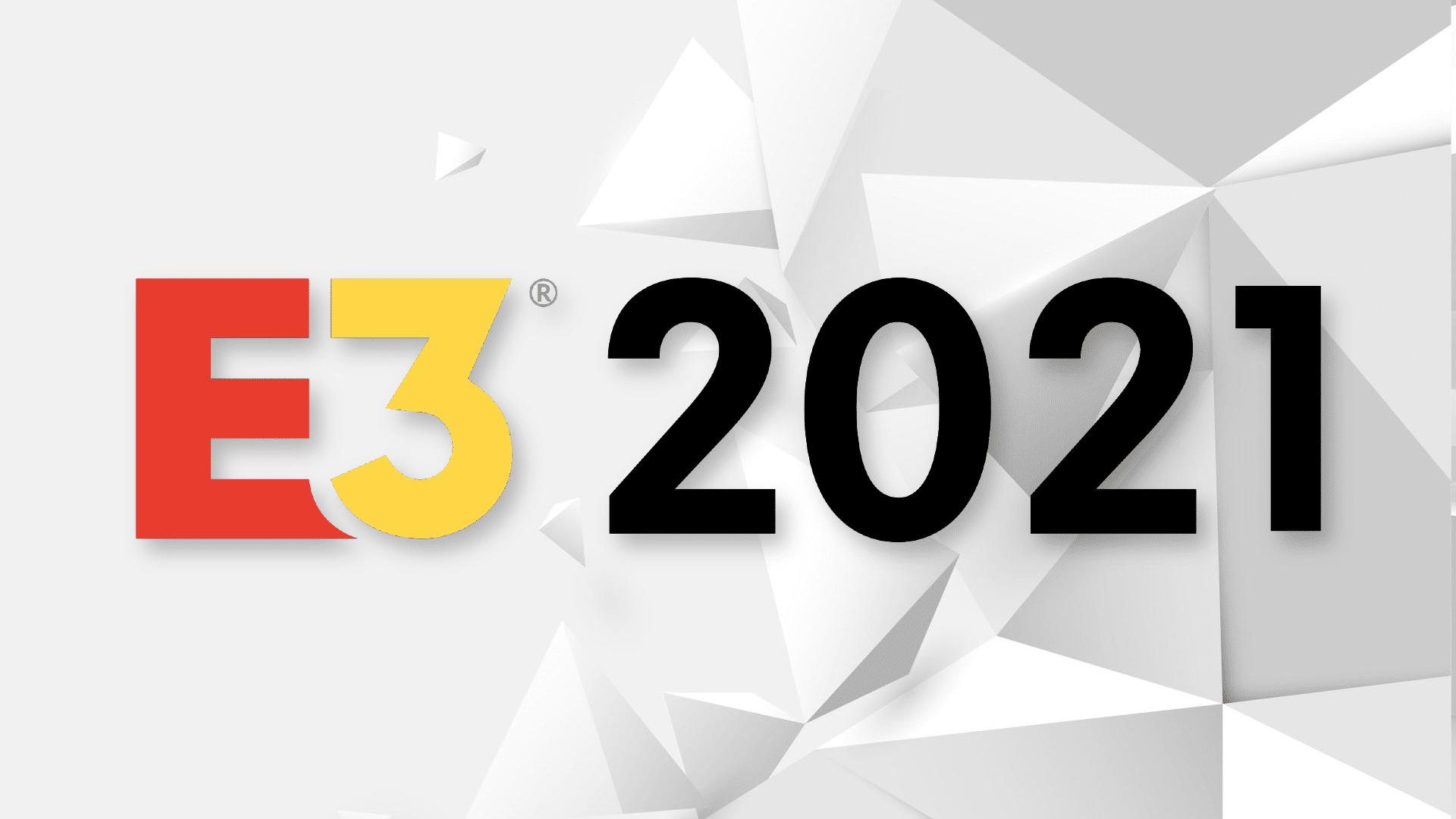 E3 Expo 2021 Logo Art