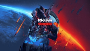Mass Effect Legendary Edition Wallpaper