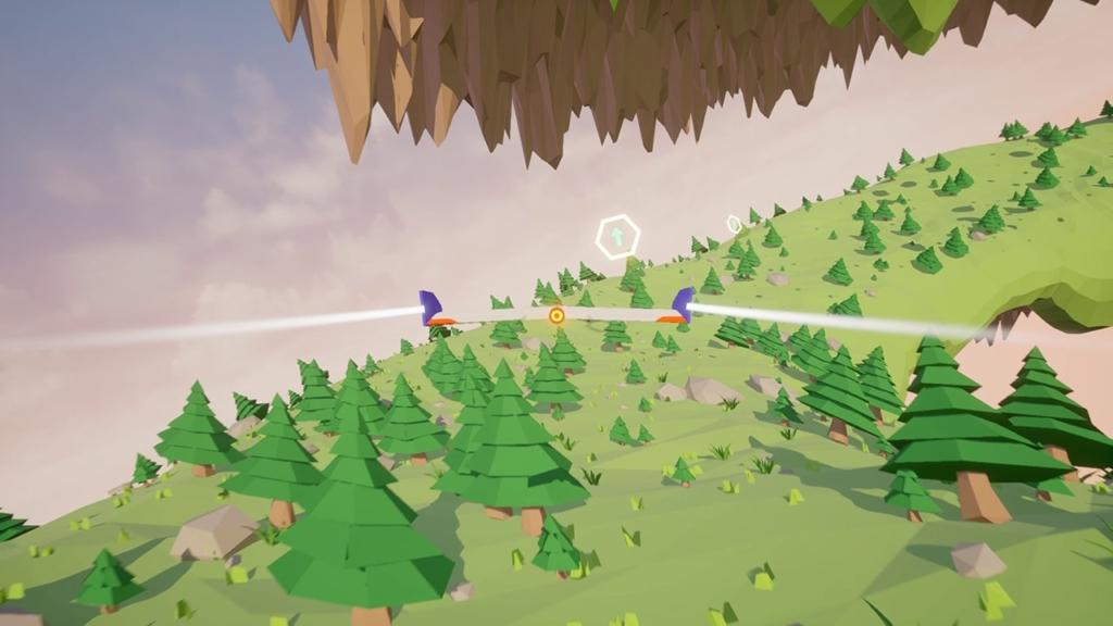 A Glider's Journey Gameplay Screenshot