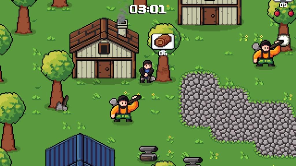 Bob Help Them Gameplay Screenshot