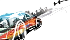 Burnout Paradise Artwork