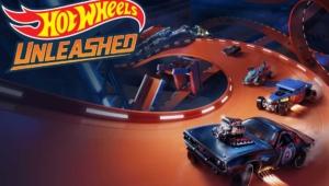 Hot Wheels Unleashed Announcement Art