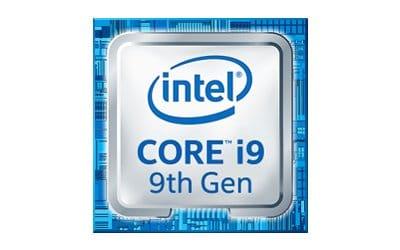 Intel i9 9th Gen Logo