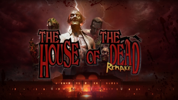 The House of the Dead Remake Cover Art