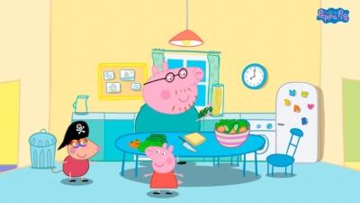 My Friend Peppa Pig Scene 1
