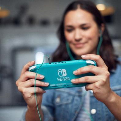Nintendo Switch Lite Scene 2