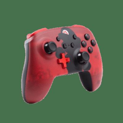 PowerA Mario Silhouette Wireless Controller Side View