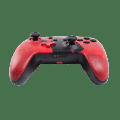 PowerA Mario Silhouette Wireless Controller Flat View