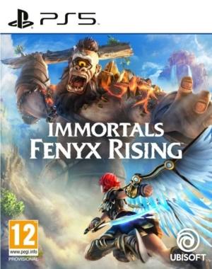Immortals Fenyx Rising Cover - PS5