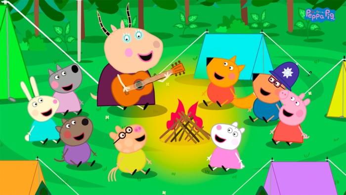 My Friend Peppa Pig Scene 3