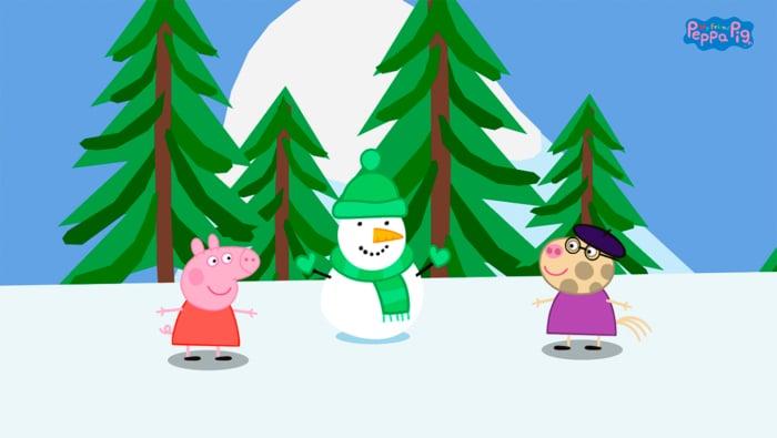 My Friend Peppa Pig Scene 5