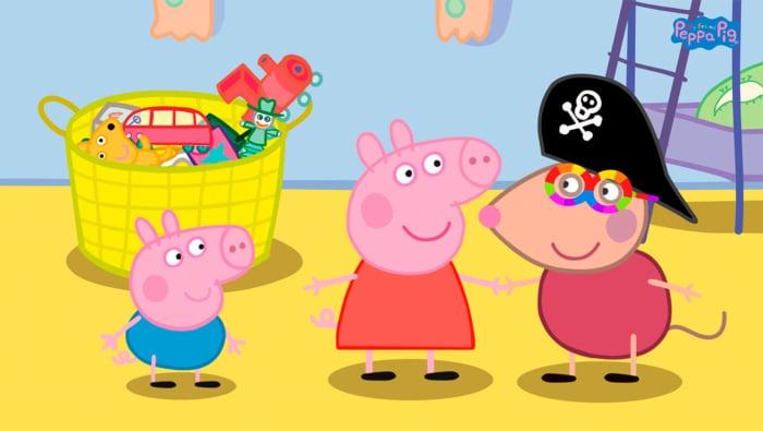 My Friend Peppa Pig Scene 6
