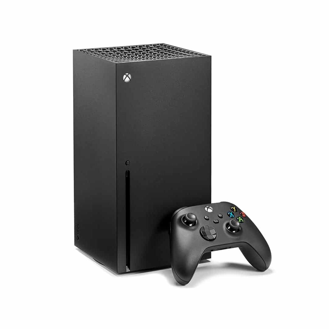 Xbox Series X & Controller