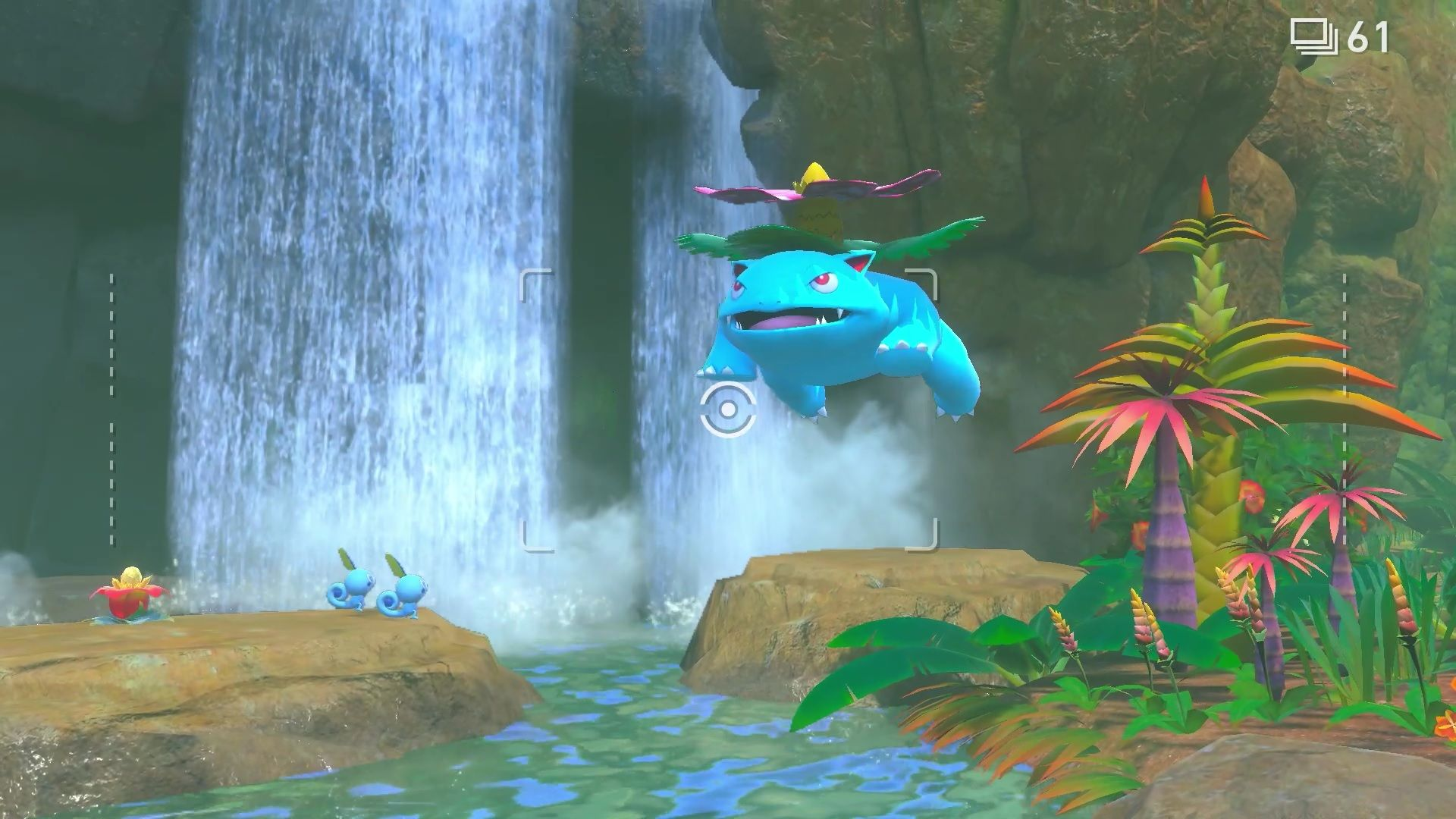 New Pokémon Snap Gameplay Image 2