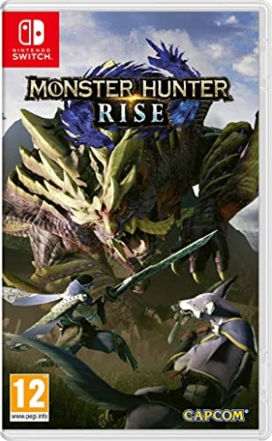 Monster Hunter Rise Box Image
