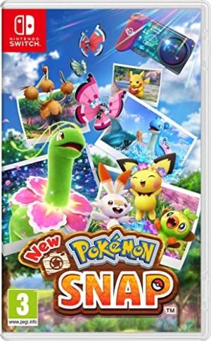 New Pokémon Snap Box Image