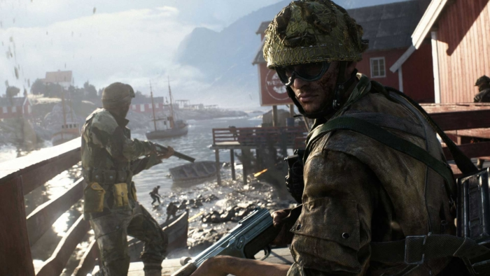 Battlefield 6 Game Scene 6981