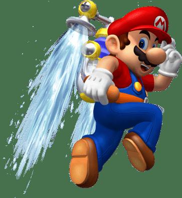 Mario Character 2