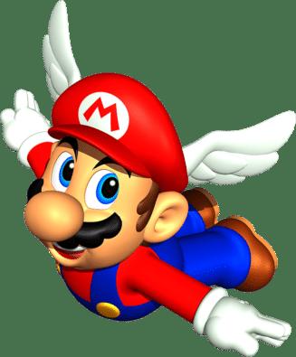 Mario Character 1