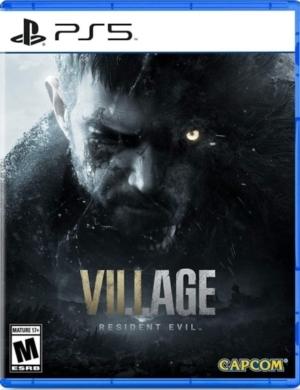 Resident Evil Village (PlayStation 5) Box