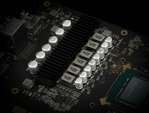 ASUS Dual GeForce RTX 2060 OC EVO 6GB Fan PCB