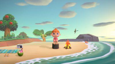 Animal Crossing New Horizons Scene 1