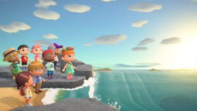 Animal Crossing New Horizons Scene 2