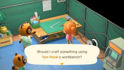 Animal Crossing New Horizons Scene 4