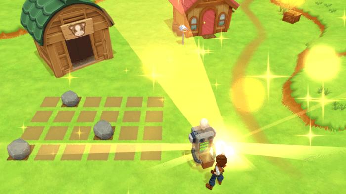 Harvest Moon: One World Farm Image