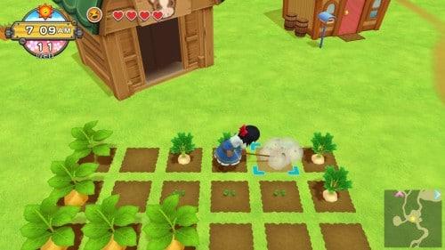 Harvest Moon: One World Gameplay Screenshot 1