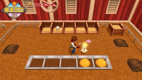 Harvest Moon: One World Gameplay Screenshot 2