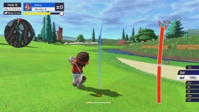 Mario Golf: Super Rush Scene 1