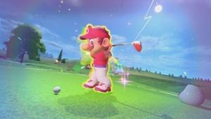 Mario Golf: Super Rush Scene 4