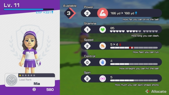 Mario Golf: Super Rush Scene 6