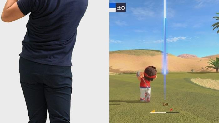 Mario Golf: Super Rush Scene 8