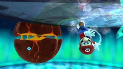 Super Mario Galaxy Scene 5