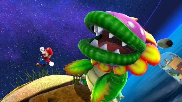 Super Mario Galaxy Scene 4