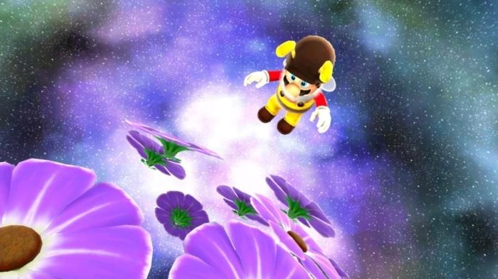 Super Mario Galaxy Scene 2