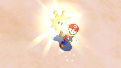 Super Mario Sunshine Scene 1