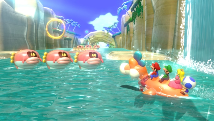 Super Mario 3D World + Bowser's Fury Gameplay Image 3