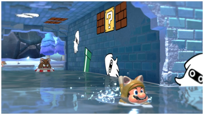 Super Mario 3D World + Bowser's Fury Gameplay Image 5