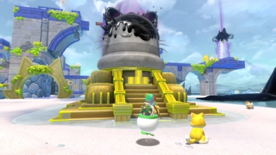 Super Mario 3D World + Bowser's Fury Gameplay Image 4