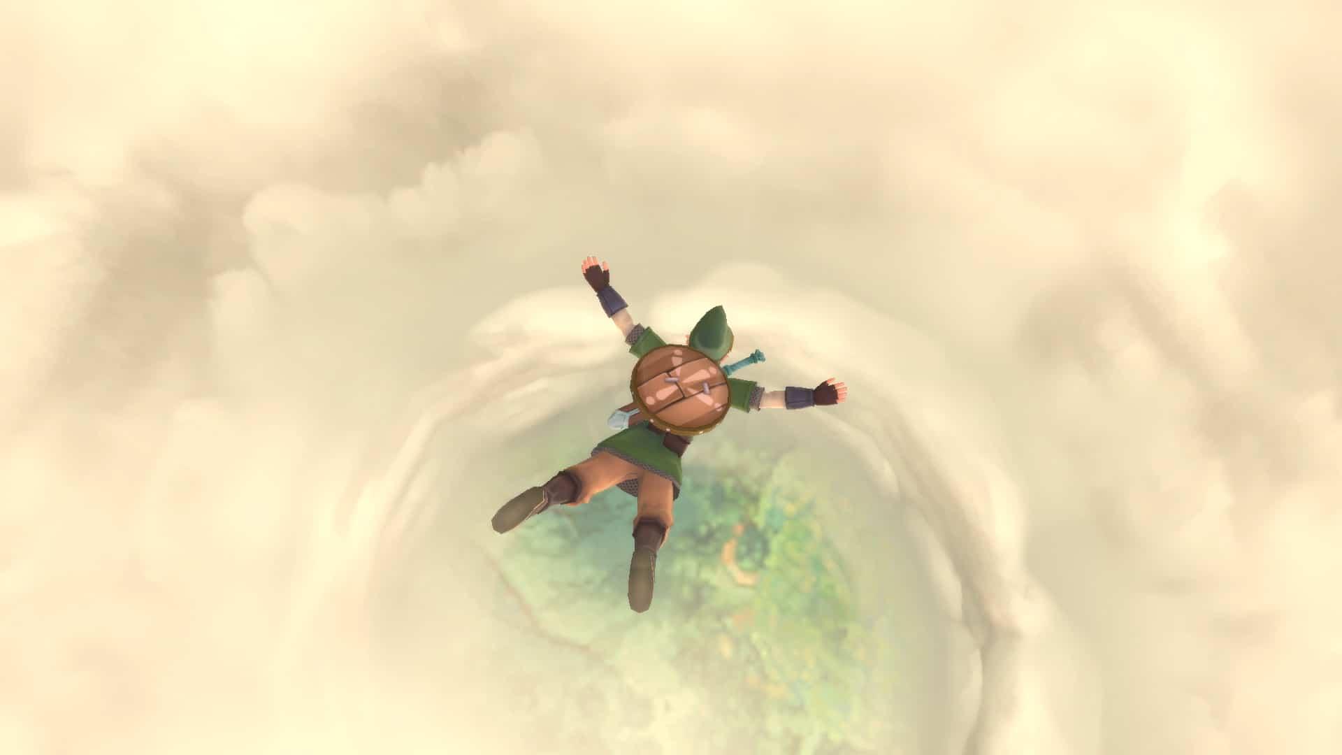 The Legend of Zelda: Skyward Sword HD Scene 3