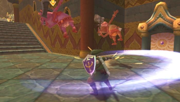 The Legend of Zelda: Skyward Sword HD Scene 4