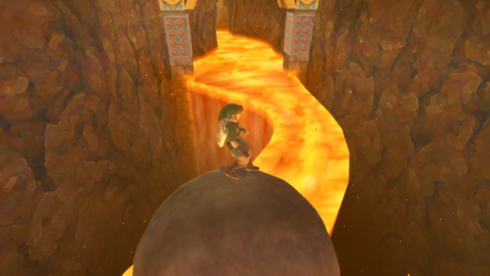 The Legend of Zelda: Skyward Sword HD Scene 5