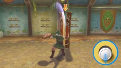 The Legend of Zelda: Skyward Sword HD Scene 6