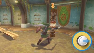 The Legend of Zelda: Skyward Sword HD Scene 7
