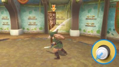 The Legend of Zelda: Skyward Sword HD Scene 8